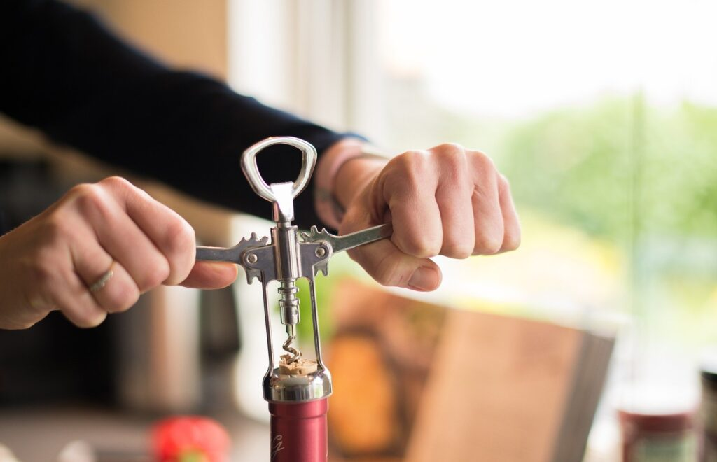 Can You Bring a Corkscrew on a Plane? The Simple Rules